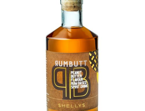 Shelly's Rumbutt – Peanut butter flavour rum based spirit drink