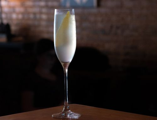 Newsletter – Beverage Day + The French 75