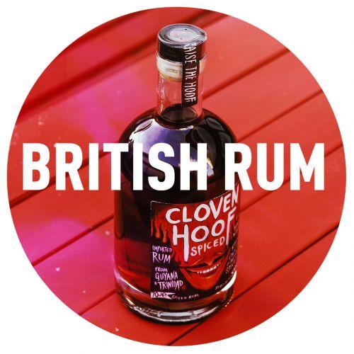 British Rums