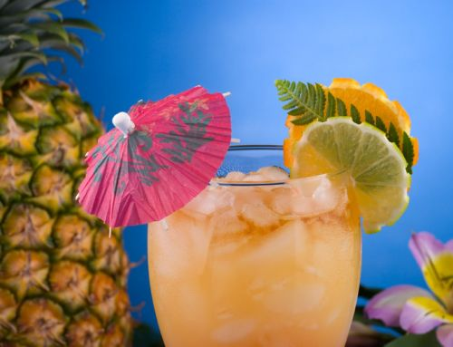 Newsletter – Tiki Rum Cocktails