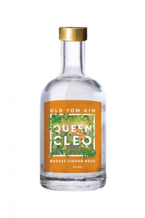 Queen Cleo Old Tom Gin